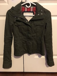 Abercrombie Kids Jacket, Large, Olive Green, $60 Toronto