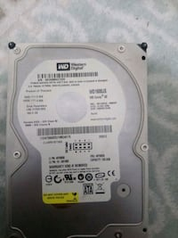 WD 160 GB HARD DİSK