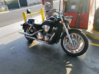 black and gray touring motorcycle Houston, 77060