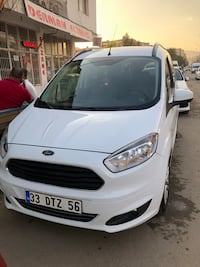 Ford - Courier - 2016 Cizre, 73200
