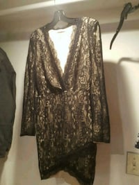 Large  fitted dress very nice stretch material   West Babylon, 11704