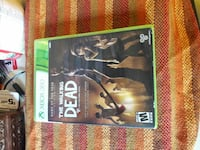 The walking dead GOTY edition Xbox 360 game Summerville