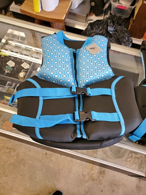 New, life jacket vests, $20 Each 4
