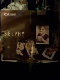 Canon SELPHY compact photo printer cp1300