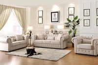 Savonburg Neutral Tone Living Room Set | 8427   Jessup, 20794