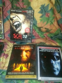 3 movies in this pic .  Estancia, 87016