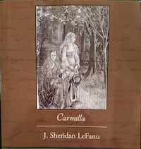 Carmilla by J. Sheridan LeFanu North Brunswick Township, 08902