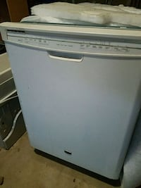 white dishwasher front load Parsippany-Troy Hills, 07054