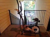 black and red elliptical trainer Charlotte, 28226