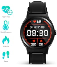 Brand new Smart Watch for men Touch Screen Heart Rate Blood Pressure's 马卡姆, L6E 2C4