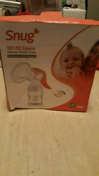 Snug Manual Breast Pump Calgary, T2B 0J2