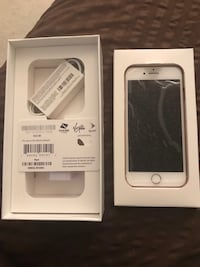 silver iPhone 6 with box Fairfax, 22032