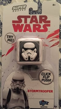Stormtrooper from Star Wars Shapes with box