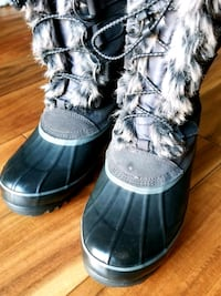 Lands End Winter Boots