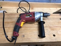 """1/2"""" Hammer Drill and 1/2"""" Impact Wrench Pittsburgh"""