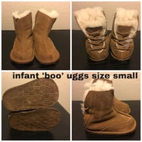 Infant baby uggs. Great condition size small Tracy, 95376