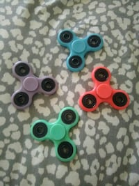 New Bundle of all four fidget spinners