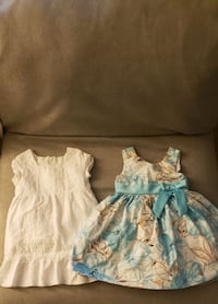 NWOT new never worn dresses. Size 2T  Columbia, 21046