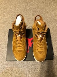 Air Jordan 6 Golden Harvest  Brampton, L6S 3X8