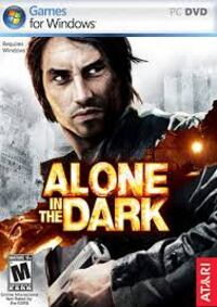 ALONE İN THE DARK  PC DVD ORJİNAL TAM SÜRÜM SIFIR OYUN