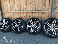 2016 Honda rims and tires 235/40/18  Roosevelt, 11575
