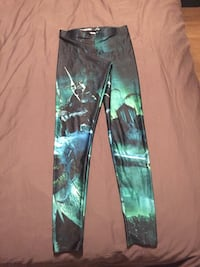 Mint condition limited edition blackmilk leggings lOTR collection. $100 each pair. Firm. No negotiation . Red Deer, T4N 1M6