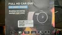 Dash cam with rear camura Hamilton, L9C 6P5