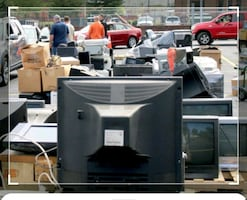 electronic recycling ABSOLUTELY 100% FREE ANYTIME