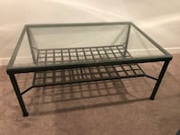Glass Coffee Table Calgary