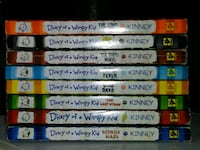 Diary of a Wimpy Kid books Kirksville, 63501