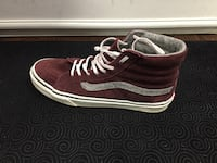 Ladies Vans size 9