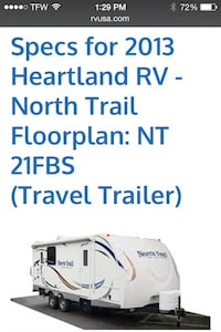 North Trail- Heartland - 2013