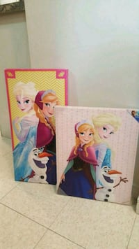 *NEW* Frozen Wall Art Cambridge, N1R 2X6