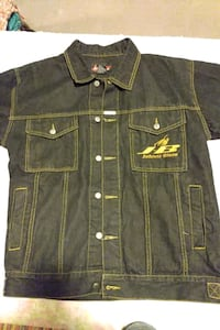 Johnny Blaze denim jacket New Orleans, 70112