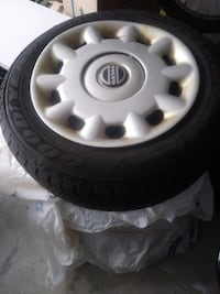 Winter tires (four)