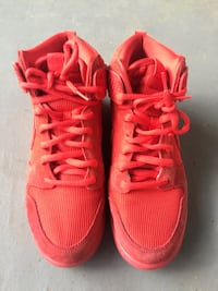 Nike SB Dunk Red October Sz 10.5 Tallahassee, 32304