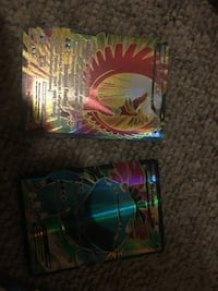 Pokémon bundle. Extra Rare cards Burlington