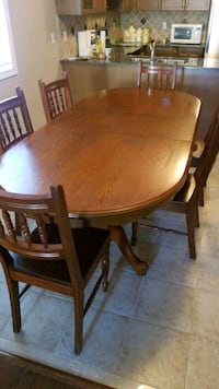 Dining table set  Vaughan, L4H 0C5