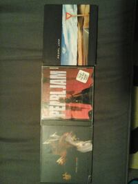 Pearl Jam CD's collection Silver Spring, 20902