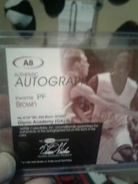 A8 authentic autograph pack Brooklyn, 11208
