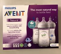 Philips Avent - Natural Baby Bottle ONE MORE LEFT !! Vaughan, L4J 4T8