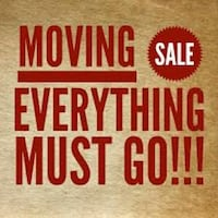 Moving Sale tons must go see my items! Columbus, 43228