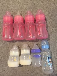 Baby bottles - assorted Fairfax, 22032