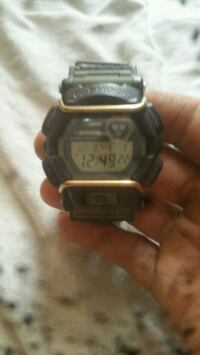 G-Shock military style