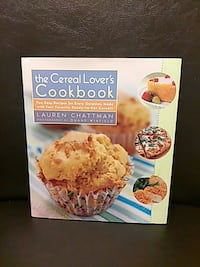 the cereal lover's cookbook by lauren chattman box Glen Burnie, 21061