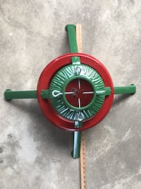 round red and green metal tool Mount Airy, 21771