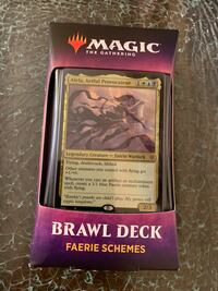 Magic The Gathering Brawl Deck Faerie Schemes Old Bridge, 08857