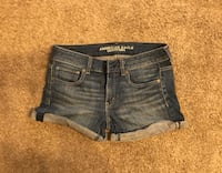 American Eagle shorts size 6 Wilmington, 60481
