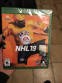 NHL 19 sealed $70 OBO Brampton, L7A 1L6