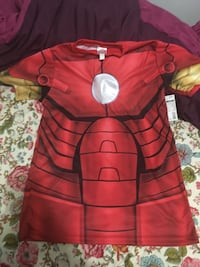 Iron man shirt Boys Large/XL Toronto, M9V 3C9
